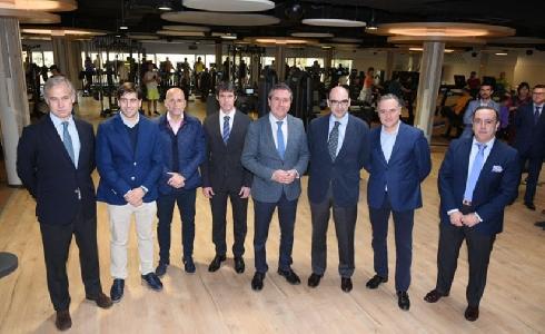 Inaugurado el nuevo Centro Deportivo Viding Piscinas Sevilla