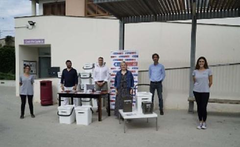 Inicio de la recogida de residuos puerta a puerta en Calvià