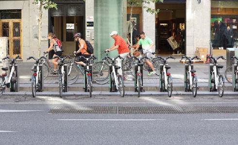 Innovación con premio, un mapa para la bici