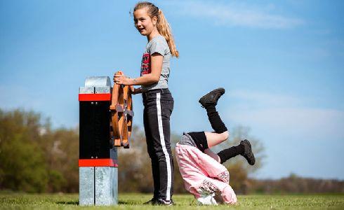Jugar, aprender y explorar con los juegos infantiles