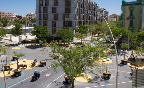La Agencia de Salud Pública de Barcelona demuestra los efectos positivos de las supermanzanas