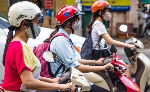La AMB participa en un proyecto europeo para medir la calidad del aire con sensores implantados en bicicletas