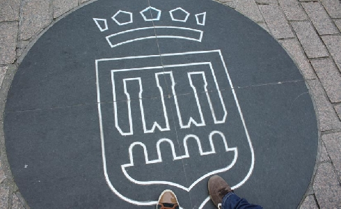 La calle Vara de Rey de Logroño  ganará 1.600 metros cuadrados y contará con el primer carril-bus