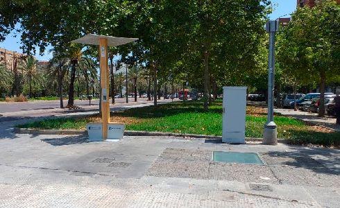 La ciudad de València estudia crear una red de cargadores abastecido por la energía del agua de las tuberías