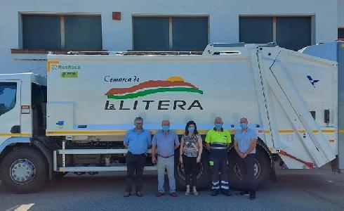 La Comarca de La Litera cuenta con un nuevo camión para RSU