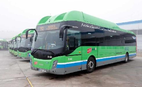 La Comunidad de Madrid renueva la flota de autobuses interurbanos con vehículos sostenibles