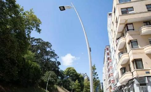 A Coruña pondrá en marcha un nuevo sistema de iluminación inteligente en la calle Palomar