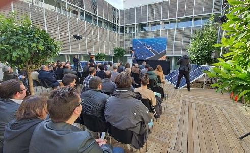 La Diputación de Cádiz presenta a los premios EnerAgen las acciones del Ayuntamiento de Cádiz para la transición energética local