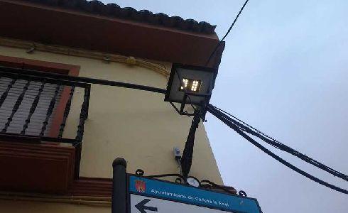 La Diputación de Málaga financia con 1,7 millones de euros mejoras del alumbrado en 43 municipios