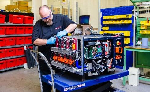 La electrificación de camiones, una realidad más cercana con el desarrollo de las baterías de ion-litio