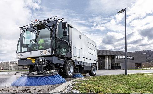 La MCM 600 de Kärcher, para todas las necesidades de barrido