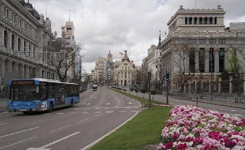 La polución en España cae un 58 % durante la cuarentena por la COVID-19