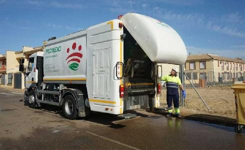 La recogida de residuos de Santa Amalia (Badajoz) pasa a manos del Consorcio Promedio