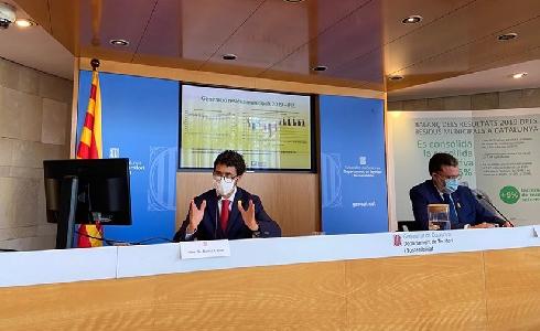 La recogida selectiva de residuos bate récords en Cataluña alcanzando el 45% del total