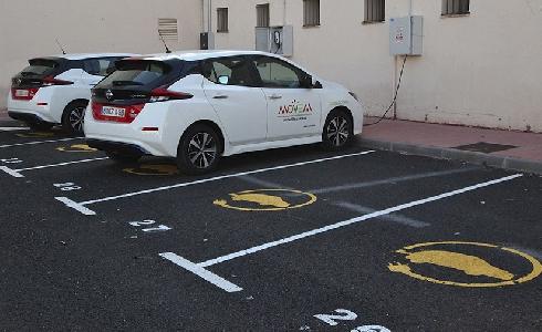 La red de electrolineras de la Diputación de Badajoz estará operativa antes de final de año