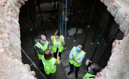 La remodelación de las calles Princesa y Ventura Rodríguez de Madrid estará lista en agosto