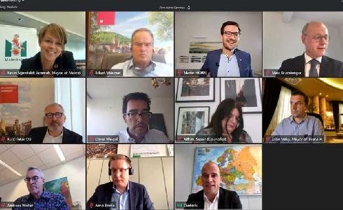 La respuesta local al Pacto Verde Europeo: mensaje desde Mannheim