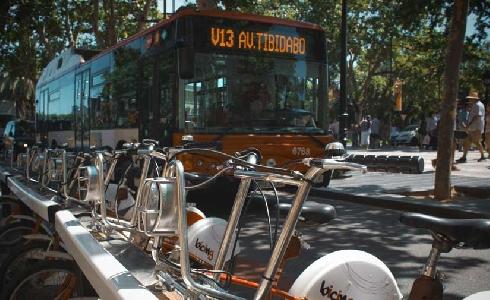 La Zona de Bajas Emisiones de Barcelona a pleno rendimiento