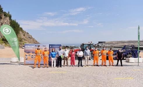 Las playas de Gipuzkoa contarán con un sistema mejorado de control de aforos por videometría
