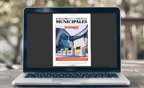 Lee ya la edición digital del nº 191 de Equipamiento y Servicios Municipales