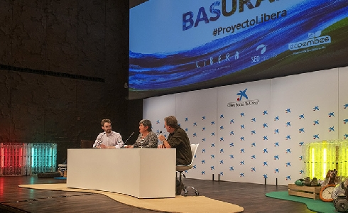 LIBERA lanza una nueva edición  de las 'Charlas contra la Basuraleza'  en formato digital