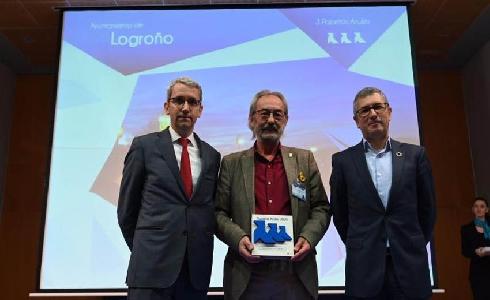 Logroño vuelve a ser reconocido con tres Pajaritas Azules