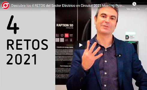 Los 4 retos del sector eléctrico para el 2021