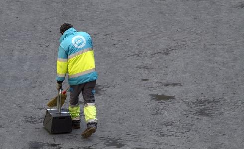 Los ciudadanos de Murcia valoran positivamente los servicios de limpieza viaria y recogida de residuos de la ciudad