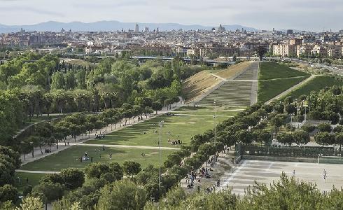 Los espacios verdes urbanos promueven una ciudadanía más sostenible, conectada e igualitaria