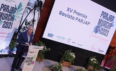 Los Premios Nacionales de Jardinería reconocen un año más la excelencia en la gestión del verde