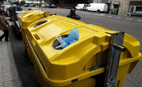 València pone en marcha un piloto con 262 contenedores de vidrio y envases inteligentes