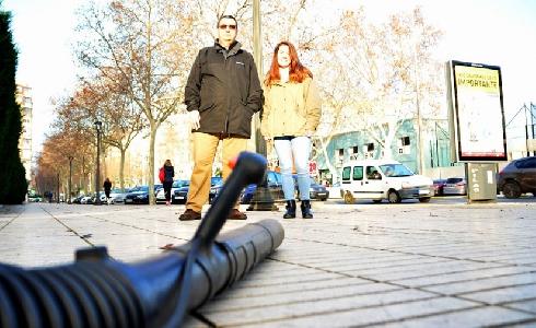 Los sopladores para la limpieza viaria multiplican las partículas en suspensión
