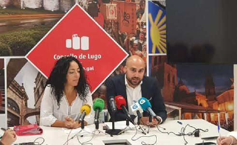 Lugo se ha presentado para optar al premio europeo de Ciudad Accesible 2020