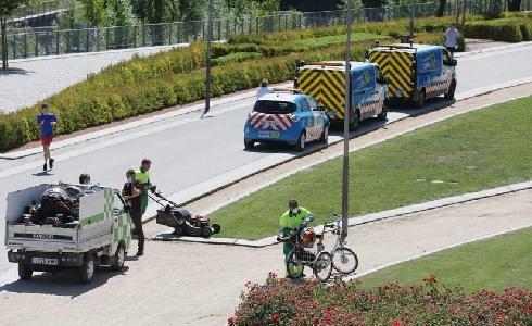 Madrid destina dos millones para limpieza y conservación de espacios públicos y zonas verdes del Cañaveral