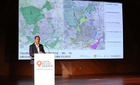 'Madrid isla de color', una apuesta integral por transformar el espacio urbano a través de la renaturalización