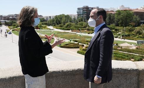 Madrid pone en marcha un Plan Especial de Limpieza y Zonas Verdes para recuperar el aspecto de la ciudad
