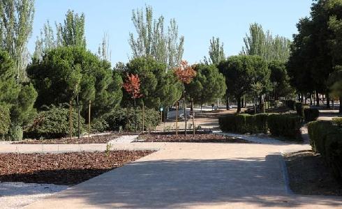 Madrid remodela y protege el parque Alcalde Jesús Pérez Quijano con una pantalla vegetal