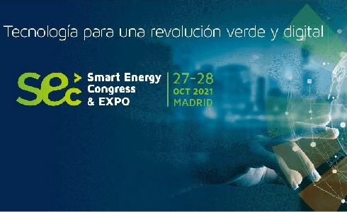Madrid reunirá a expertos en transición energética y digitalización de la mano del Smart Energy Congress & EXPO 2021
