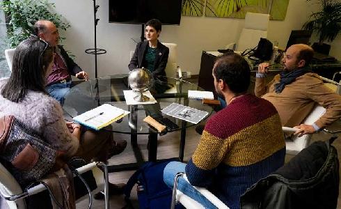 Mancomunidad de Paraguay visita Promedio para fortalecer la gestión agrupada de servicios