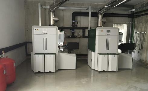 Más de 50 calderas de biomasa se implantarán en 29 municipios de la provincia de Jaén