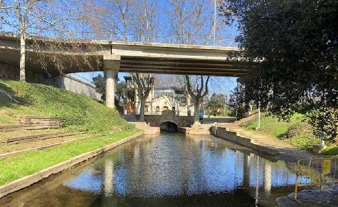 Mejora de la Red de Parques Metropolitanos de Barcelona con una subvención FEDER de 1,1 millones de euros