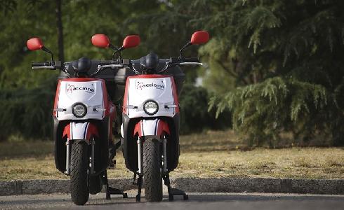 Milán ya cuenta con el servicio de motosharing de ACCIONA