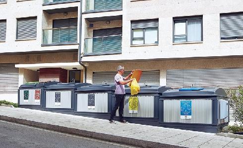 Molok, líder mundial en contenedores semi‐soterrados para residuos urbanos abre filial en España