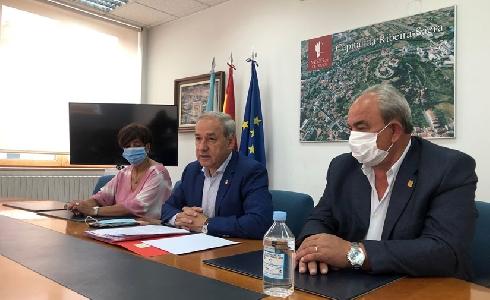 Monforte de Lemos prorroga el contrato del servicio de recogida de basura y limpieza viaria con FCC