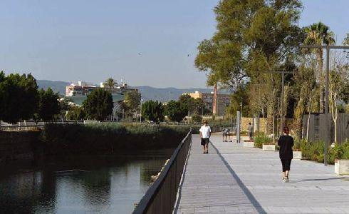 Murcia, candidata a Capital Verde Europea 2022
