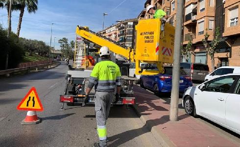 Murcia deja de emitir casi 700.000 kilos de CO2 a la atmósfera en el último año