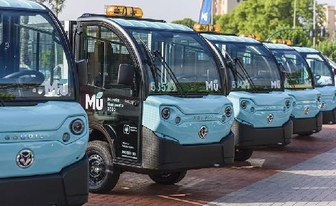 Murcia estrena una nueva flota más eficiente y sostenible para el servicio de limpieza