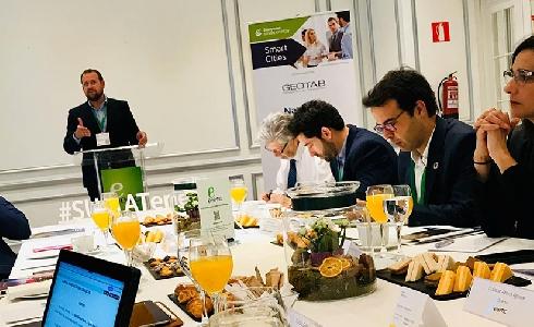 Murcia expone los últimos avances de su modelo de ciudad inteligente en un evento de enerTIC