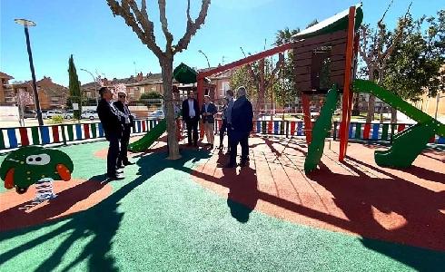 Murcia invierte casi 2 millones en 50 obras de mejora de infraestructuras y servicios en las pedanías