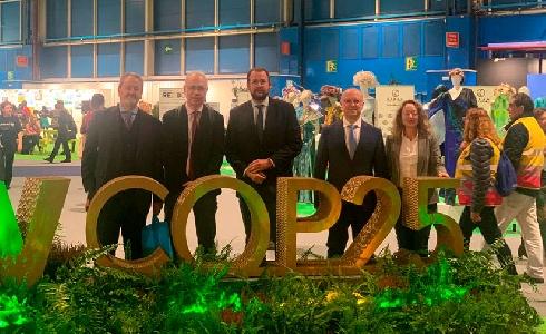 Murcia presenta su candidatura a Capital Verde Europea 2022 en la COP25